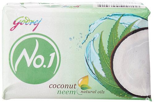 Godrej No.1 Coconut Neem 100 gm X 5