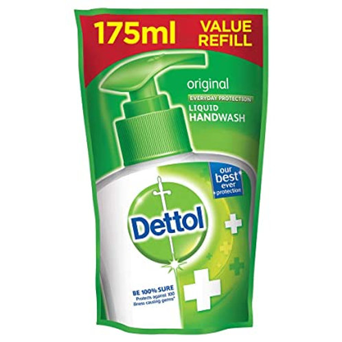 DETTOL ORIGINAL LIQUID SOAP 175 ML