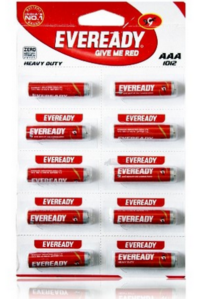 EVEREADY 1012 AAA PK OF 10
