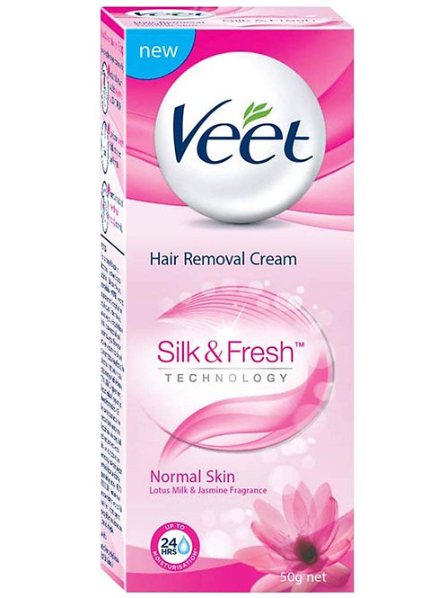 VEET NORMAL SKIN HAIR REMOVER CREAM 50GM