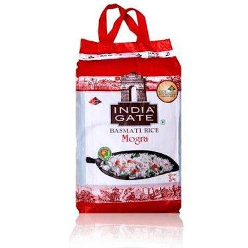 Mogra Basmati Rice (India Gate) - 5 Kg