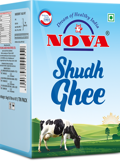 Shudh Ghee (Nova) 1 Kg