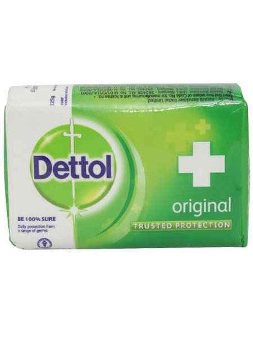 Bathing Soap - Original Dettol 4x125gm