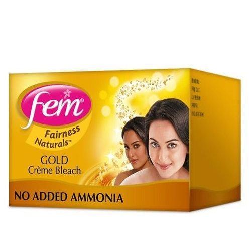 FEM GOLD CRE BLEACH 24G