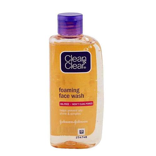 CLEAN AND CLEAR FACEWASH 150 ML