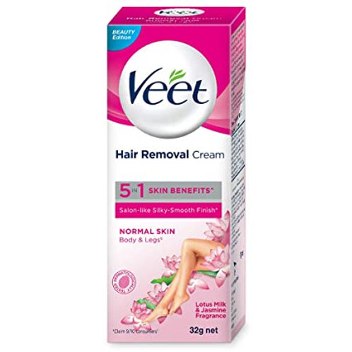 VEET HAIR REMOVAL CREAM NORMAL 32G