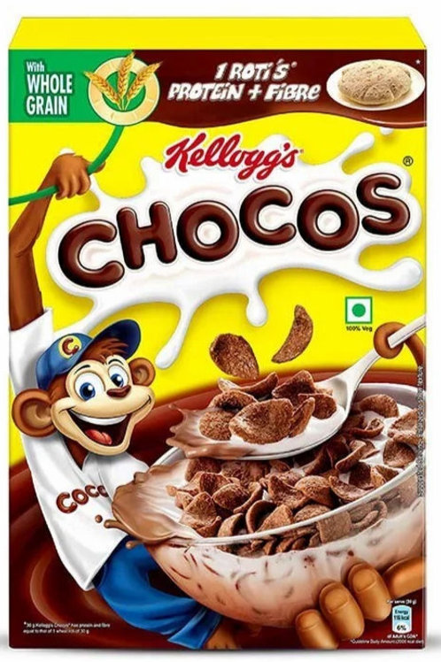 KELLOGG'S CHOCOS 700 GRAMS