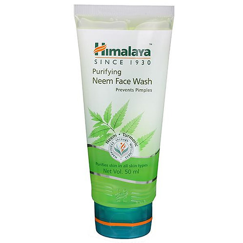 HIMALAYA PURIFYING NEEM FACEWASH 200 ML