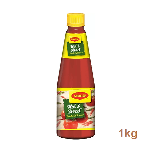 MAGGI HOT AND SWEET TOMATO SAUCE 1KG