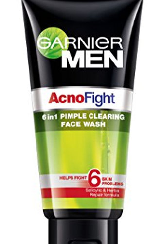 GARNIER MEN ACNO FIGHT FACEWASH 50GM