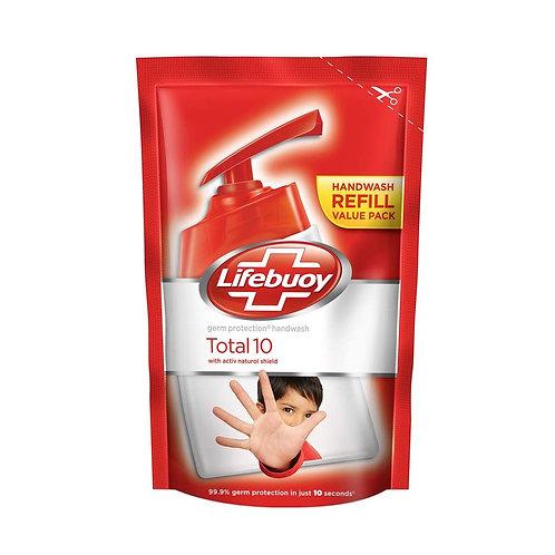 LIFEBUOY TOTAL 10 HAND WASH 190ML