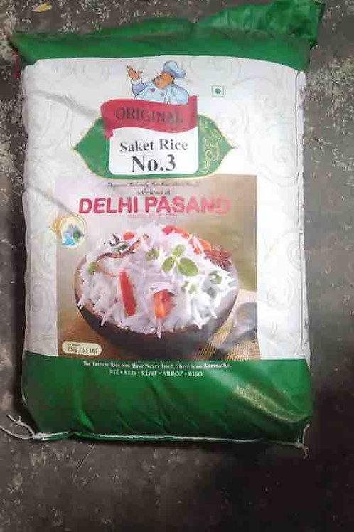 DELHI PASAND DAILY RICE 25KG