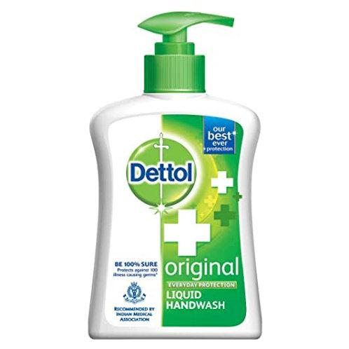 DETTOL ORIGINAL LIQUID SOAP 200 ML