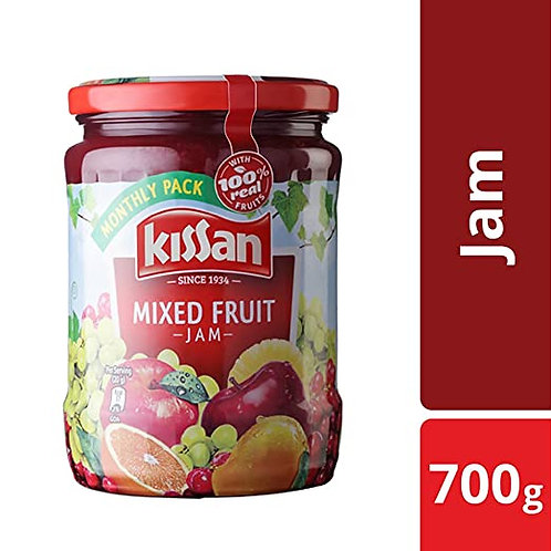 Kissan Mix Fruit Jam 700 gm