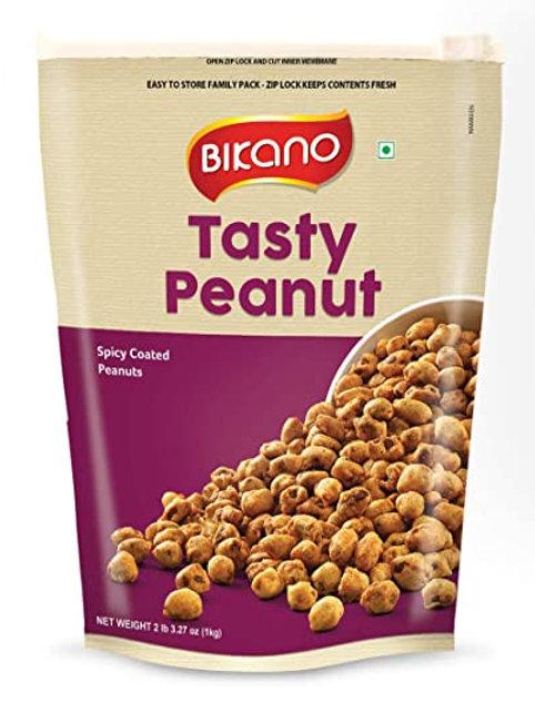 Namkeen Tasty Peanut Bikano 1 Kg
