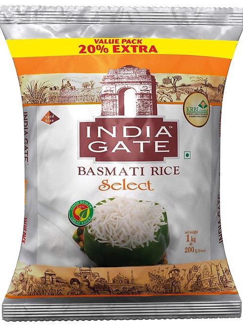INDIA GATE TIBAR RICE 1KG