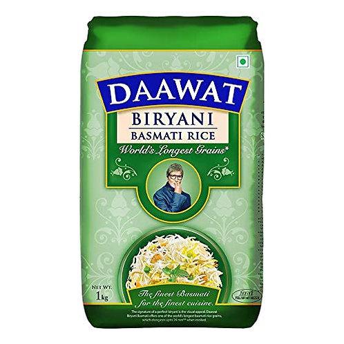 Biryani Basmati Rice (Daawat) 1 Kg