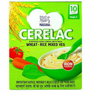 CERELAC 3 WHEAT MIXVEG 300G BB