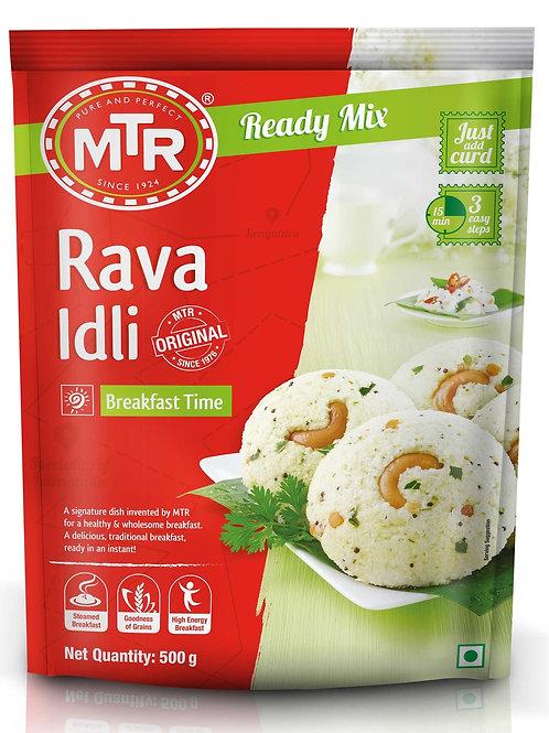 MTR RAVA IDLI MIX 500GM