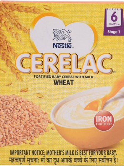 CERELAC STG 1 WHEAT 300G BB
