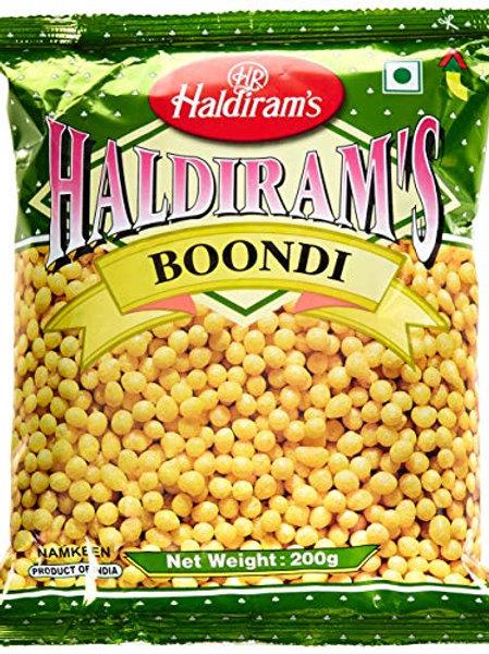 HALDIRAM BOONDI PLAIN 200 GM