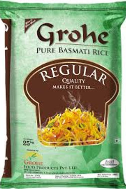 GROHE REGULAR RICE 25KG