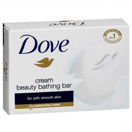 Dove Cream Beauty Bathing Bar 3x100 gm