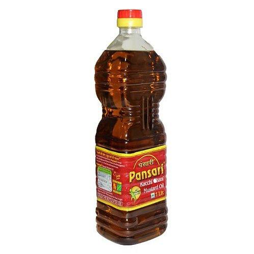 Pansari Kachi Ghani oil 1 ltr