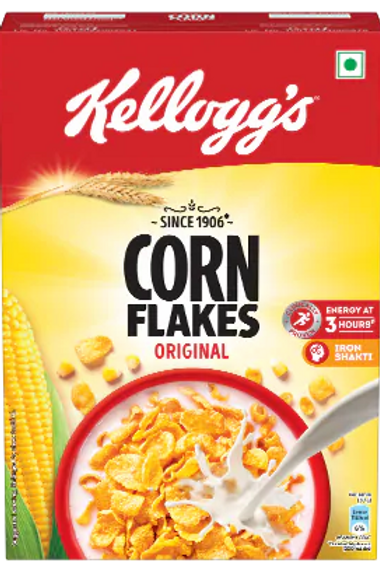 KELLOGG'S CORN FLAKES 875 GRAMS