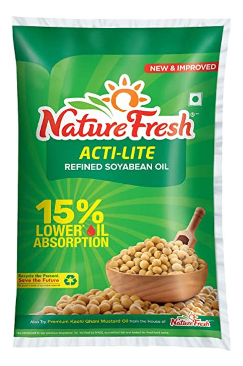 Acti Lite Refined Soyabean oil (Nature Fresh) 1 ltr