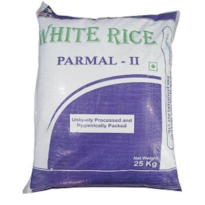 PARMAL RICE NO.2 25KG