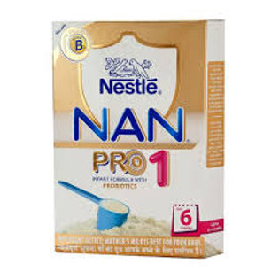 NESTLE NAN 1 400GM
