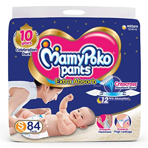 MAMYPOKO PANTS EXTRA ABSORB SMALL 84