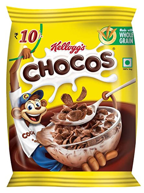 KELLOGG'S CHOCOS 26 GRAMS PK16
