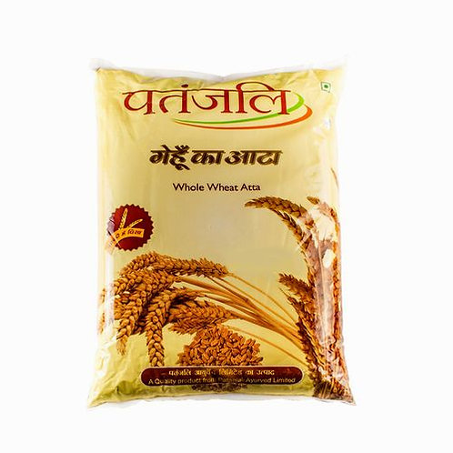 Patanjali Whole Wheat Atta 5 Kg