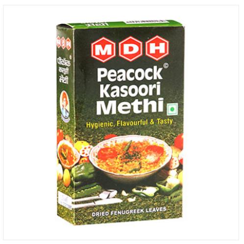 Peacock Kasoori Methi (MDH) 25 gm