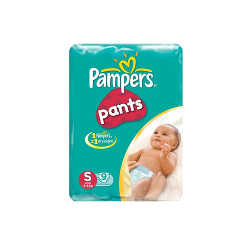 PAMPERS BABY PANTS XL 36
