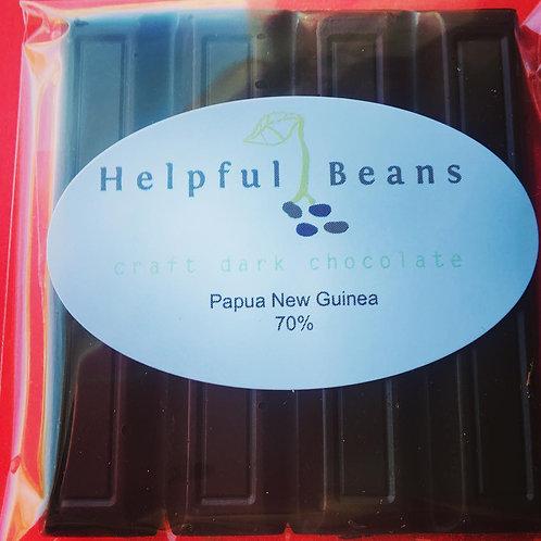 Papua New Guinea 70%
