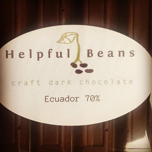 Ecuador 70% (35 g.)