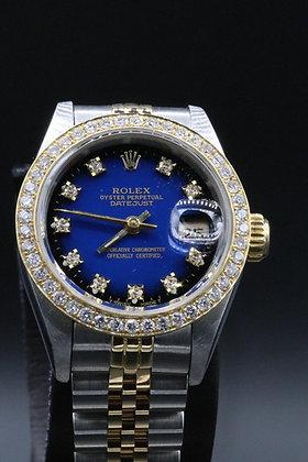 Datejust 2-tone used Rolex Watch