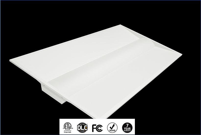 2x4 Recessed LED Troffer