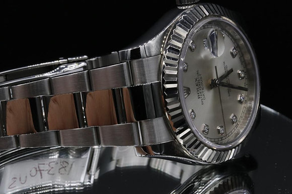 Datejust 2-Steel and Gold Used Rolex Watch