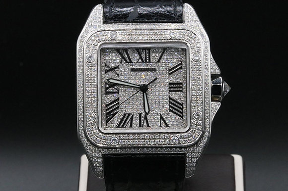 Used Cartier Watch