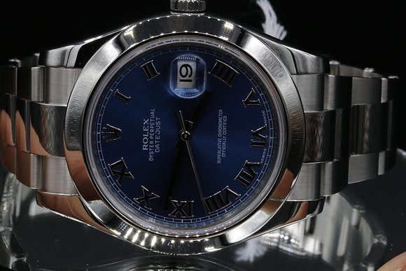 Datejust 2-Steel Used Rolex Watch