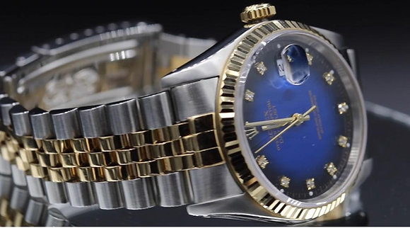 Datejust used Roxed