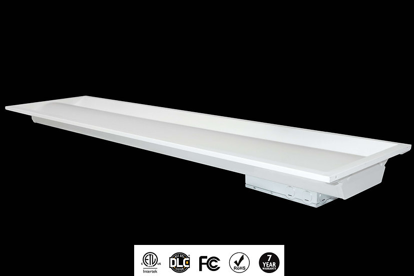 1x4 Recessed LED Troffer