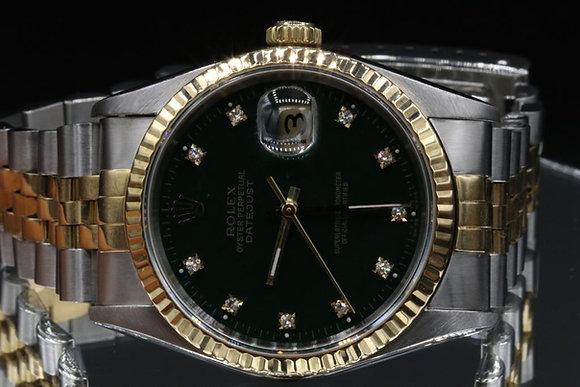 Rolex date just used Rolex