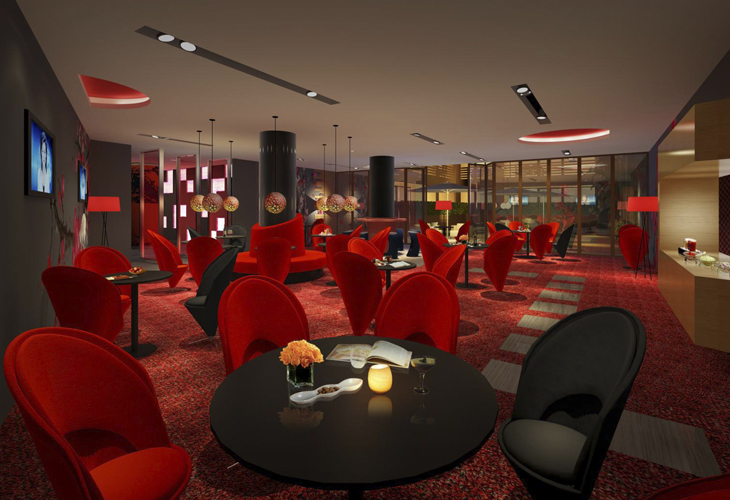 Wuhan Frontier Hotel executive
