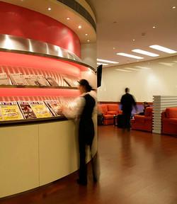 Hongqiao Airport lounges