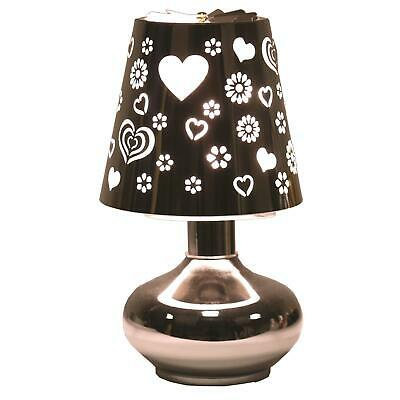 Electric Carousel Touch Lamp Warmer - Hearts